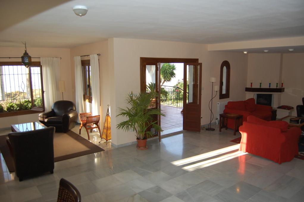 Living room salon villa estrella del mar for Living salon